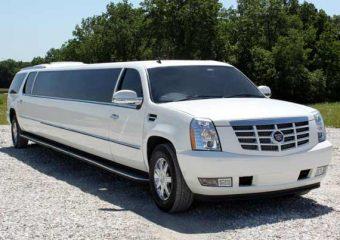 Cadillac Escalade Limo Plano