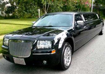 Chrysler 300 limo service Plano
