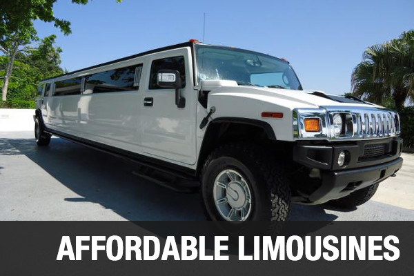 affordable limo service Plano