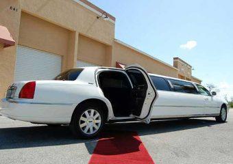 lincoln stretch limo rentals Plano