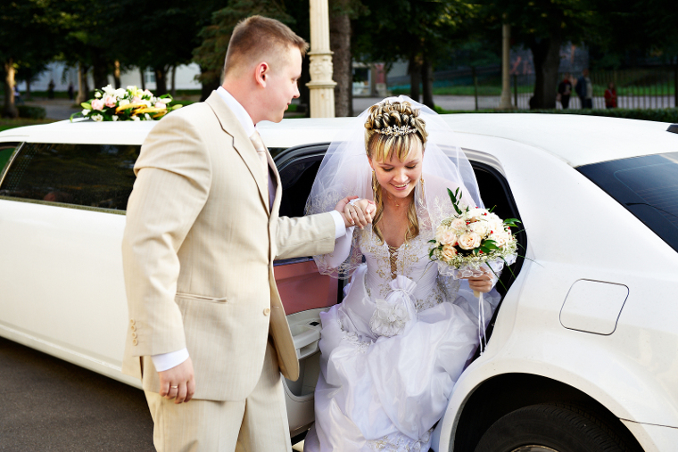 wedding transportation limo service plano